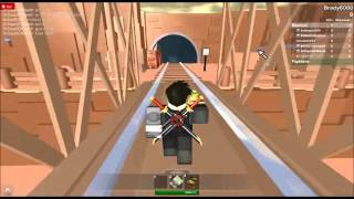 Roblox: Brady's And Squid's Gameplays:The Wild West