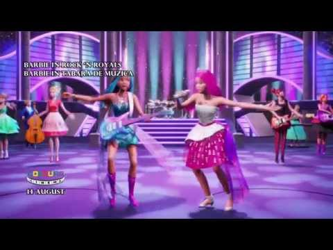 Barbie in Rock 'n Royals (Barbie in tabara...