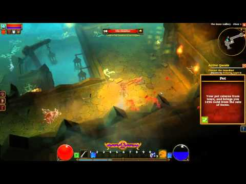 SirDune Plays Torchlight 2 Episode 8