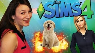 The Sims 4 | RUZIE in de WC? - Wegren Puber!