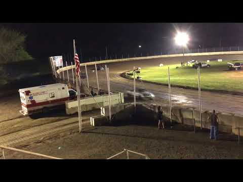 Humboldt Feature race from 5/4/2018