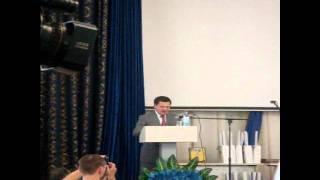 Костусев говорит по-украински