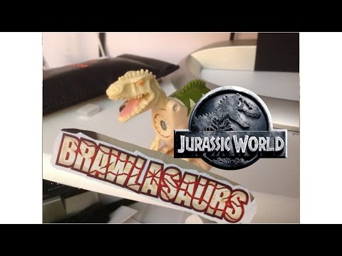 Brawlasaurs in Action: In-Game Demo