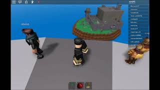 I played roblox natural disaster cuz I didnt have any ideas