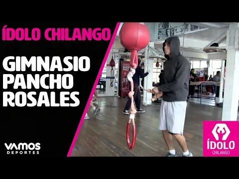 Gimnasio Pancho Rosales, semillero de Talentos de Boxeo