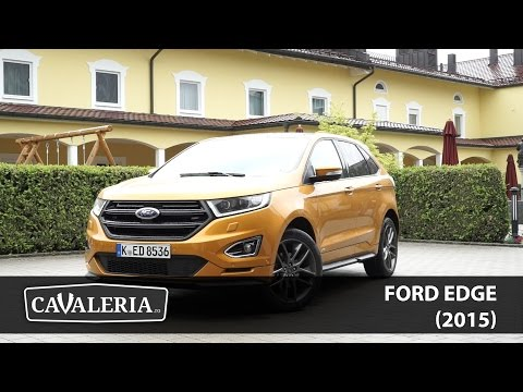 Ford Edge (2016) - Straight Outta Michigan