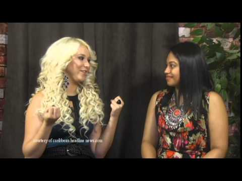 Kimberly Naipaul Interviews Country Singer Chelsea Crites !