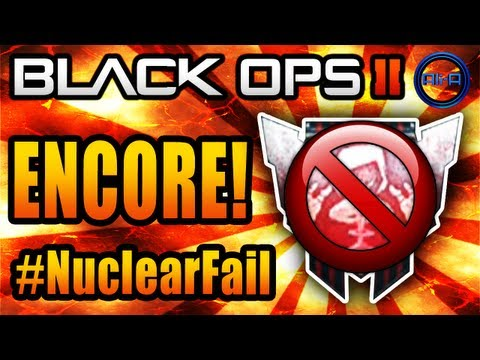 """SNIPED BRO!"" - Black Ops 2 ""ENCORE"" #NuclearFail - (Call of Duty: Black Ops 2 Uprising Gameplay)"