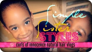 ╰☆╮263- Simple Sister Styles | Curls of Innocence