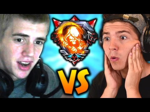 PRESTON vs KENNY! - WHO GOES NUCLEAR?... | Pr3ston to Commander #7 (Black Ops 3)