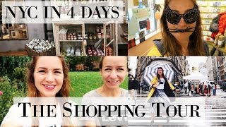 MINI GUIDE NYC in 96hrs I Stationery Shops, Manhattan Shopping, Jazz Bars I ANNI LALAS