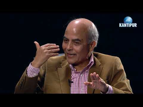 Bhojraj Pokharel in TOUGH talk with Dil Bhusan Pathakk