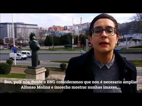 Vídeo do BNG contra a ampliación da Avenida da Vedra, na Coruña