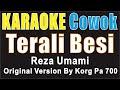 CINTA DIBALIK TERALI ~ COWOK KARAOKE ORIGINAL VERSION  FULL Dangdut Key C