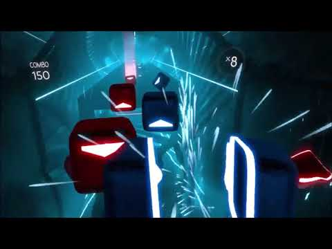 Beat Saber - Never Sleep Alone - Kaskade (custom song)