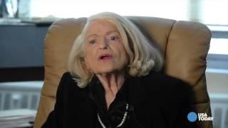 Edith Windsor helped start wave of gay marriage rulings
