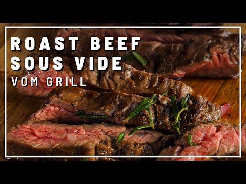 Roastbeef SousVide - grillen - Roastbeef zubereiten
