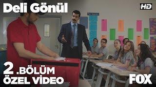 Öğrencilerin şakası Kadir öğretmenin canını sıkmaya yeterli olmuyor! Deli Gönül 2. Bölüm