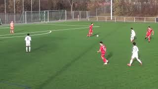 U16 Jhg2003 1. FSV Mainz 05 - Karlsruher SC 3:2; LV im NLZ Mainz 23.02.2019