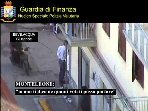 Palermo. Compravendita di voti: 5 arresti della Guardia di Finanza