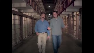 Ray & Kirk Visit Infamous Prison | Way of the Master: Season 2, Ep. 16