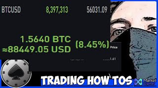 LIVE - High Risk Weekend 8 Million Dollars Bitcoin LONG Weekend Chill