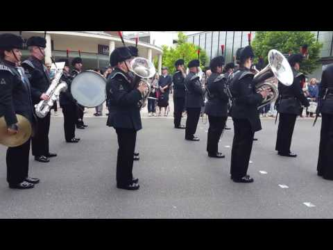 Exeter parade 2016
