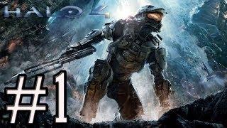 Halo 4 - Campagne Coop Partie 1 [HD]