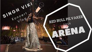 Singh Viki - Red Bull PILVAKER ARÉNA backstage Vlog thumbnail