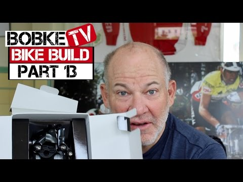 Building A Bike With Bob Roll Part 13 - Brakes