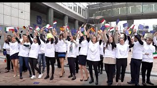 Message to Europeans 3.0 Flashmob #thistimeimvoting