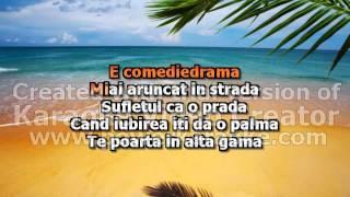CRBL si Anlora - Plange sufletul meu (Karaoke cu Lead vocals)