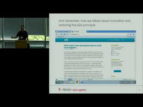 Google IPv6 Implementors Conference: Mobile Networks Session
