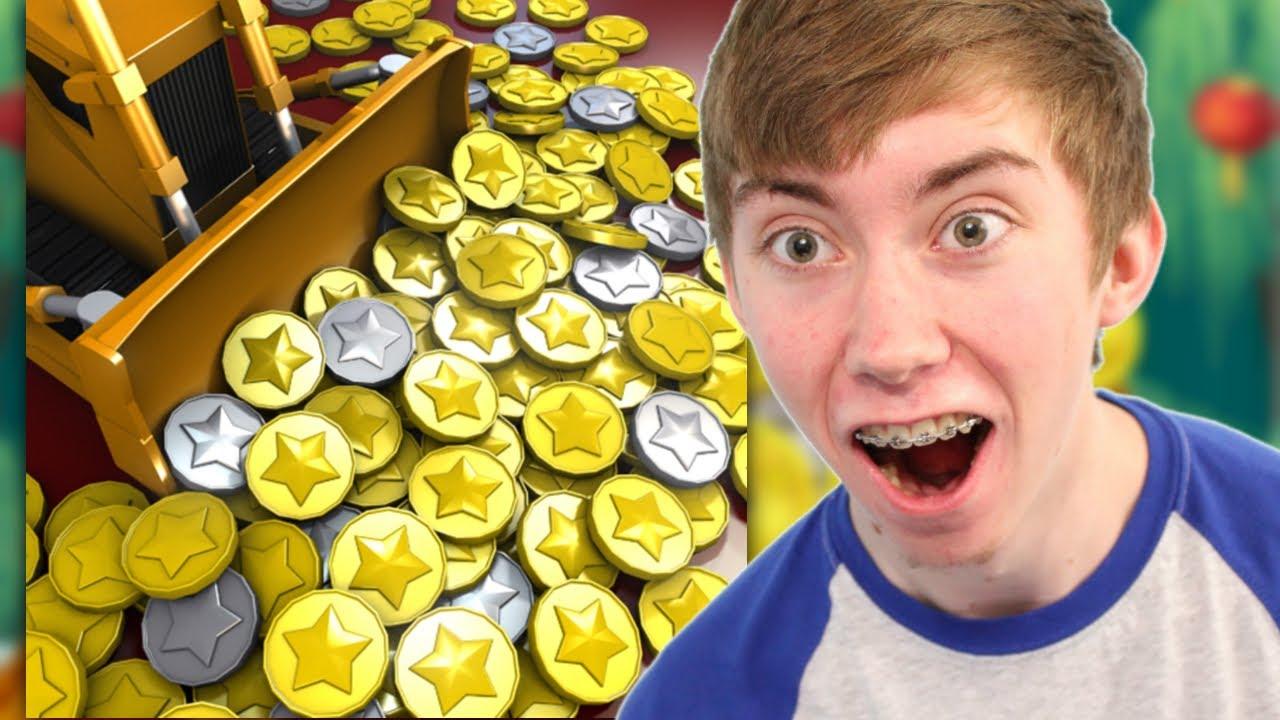 COIN DOZER (iPhone Gameplay Video)