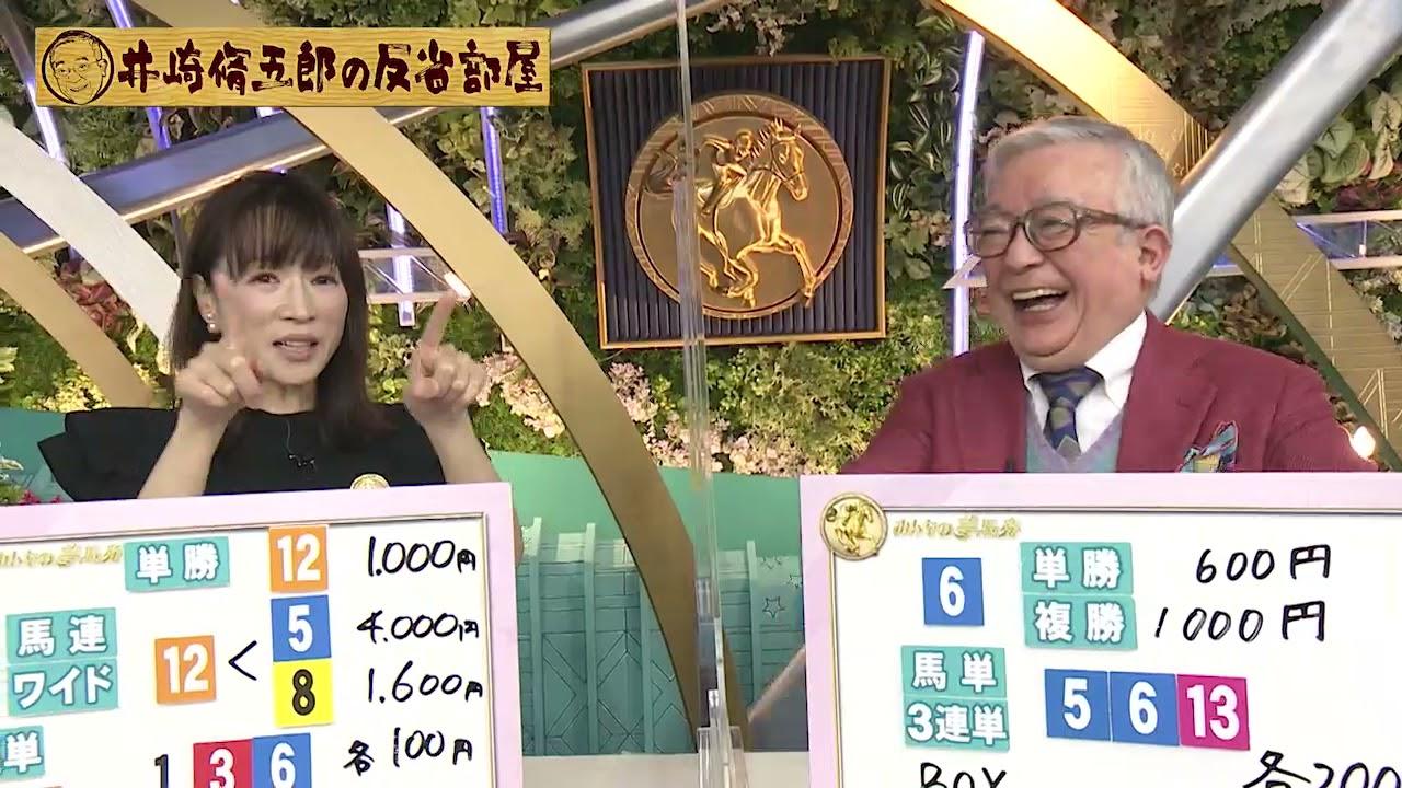 第232回 井崎脩五郎の反省部屋「ダノン違い」