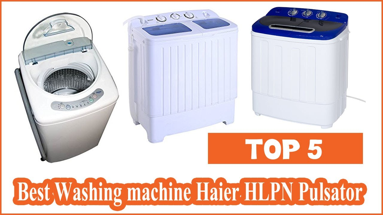 Haier washing machines (Heyer): review of the model range of manufacturer reviews 73