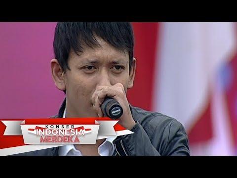 """Mantap! Bikin Galau! Dadali """" Disaat Aku Mencintaimu """" - Konser Indonesia Merdeka (17/8)"""