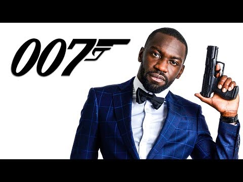 PAT - JE SUIS JAMES BOND