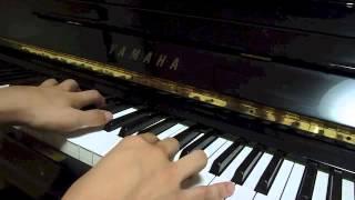 ゲスの極み乙女の【猟奇的なキスを私にして】をピアノで耳コピしてみました!!!よろしくお願いします!!!