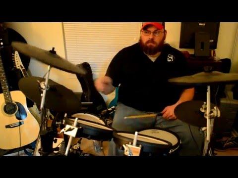 Smoke Break (Carrie Underwood) - Drum Cover