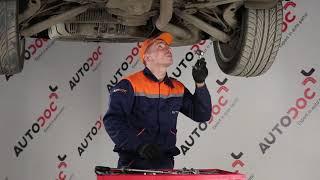 BMW X3 E83 Hátsó stabilizátor rúd csere [ÚTMUTATÓ]