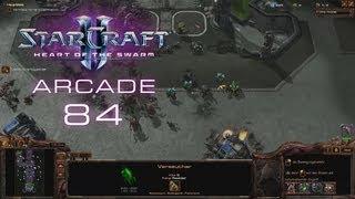 StarCraft 2 HotS - Arcade #84 - Zerg in the City - Nach Sex in the City kommt Zerg in the City [HD]