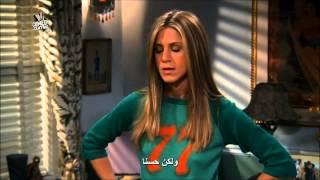 مقطع مضحك من مسلسل friends (ركضة فيبي )مترجم