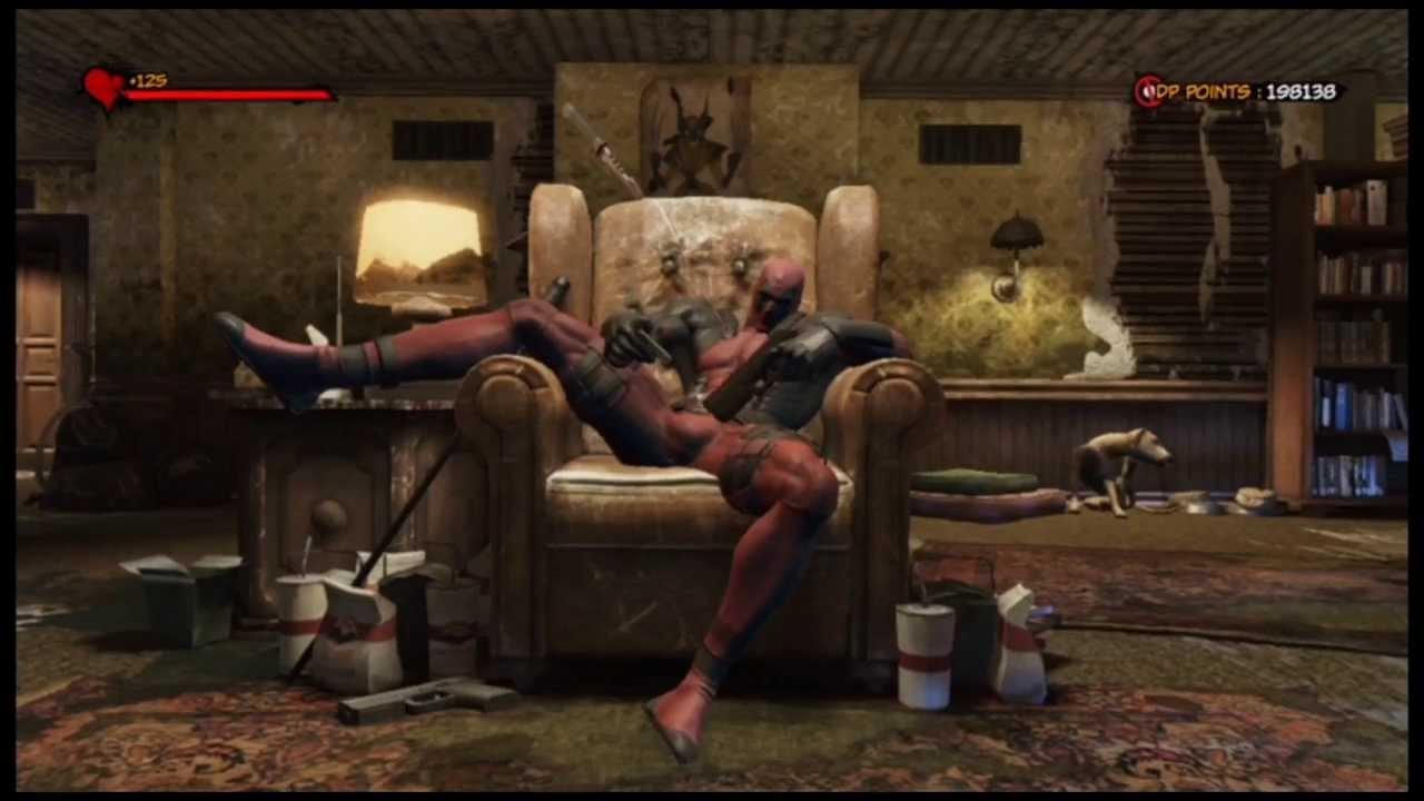 Deadpool Apartment Part 1