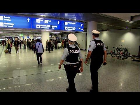 Ein Tag mit der Bundespolizei