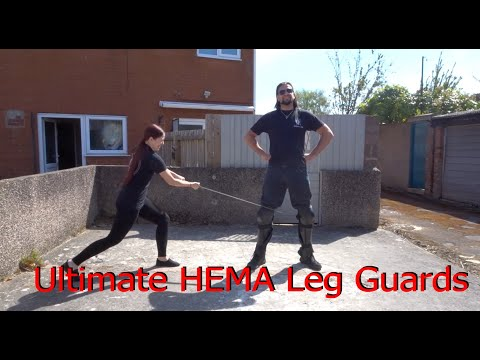 Ultimate HEMA Leg protectors