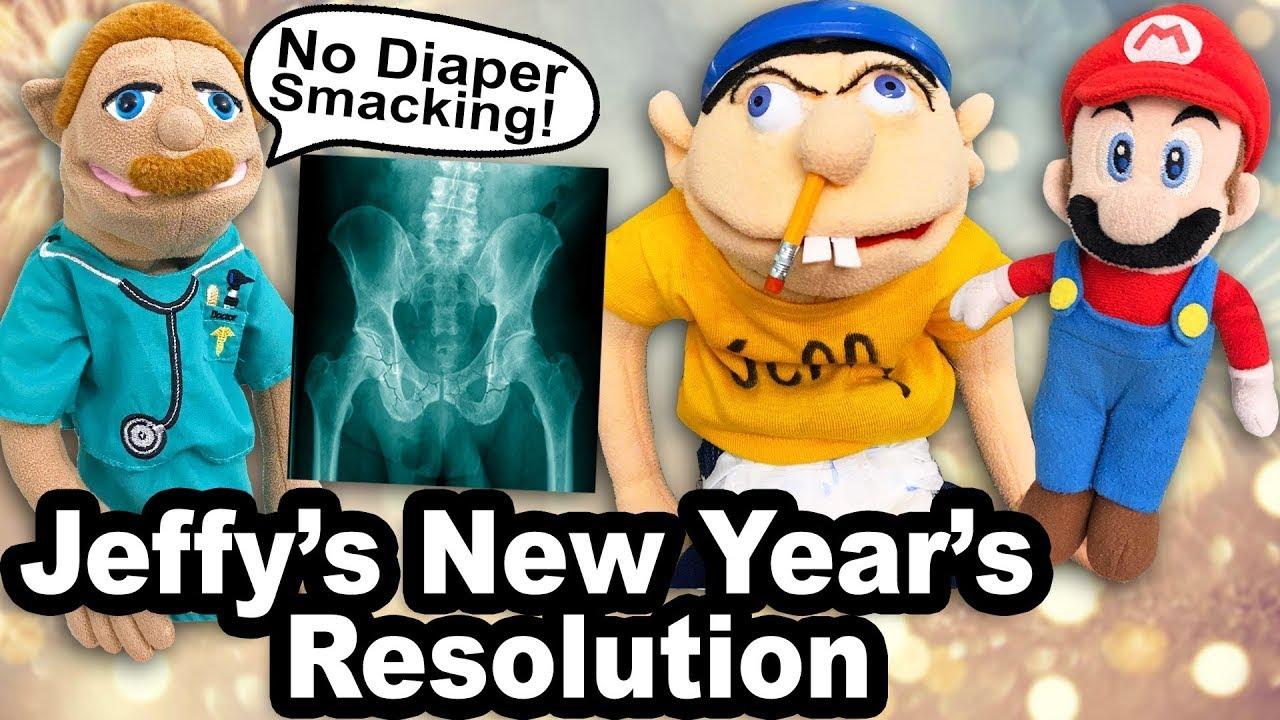 SML Movie Jeffys New Years Resolution REUPLOADED