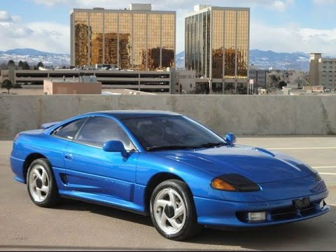 1992 dodge stealth twin turbo r t awd unmodified 72k original miles 6 spd for sale youtube. Black Bedroom Furniture Sets. Home Design Ideas