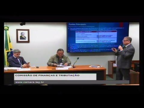 FINANÇAS E TRIBUTAÇÃO - Financiamento da saúde - 07/06/2018 - 10:28