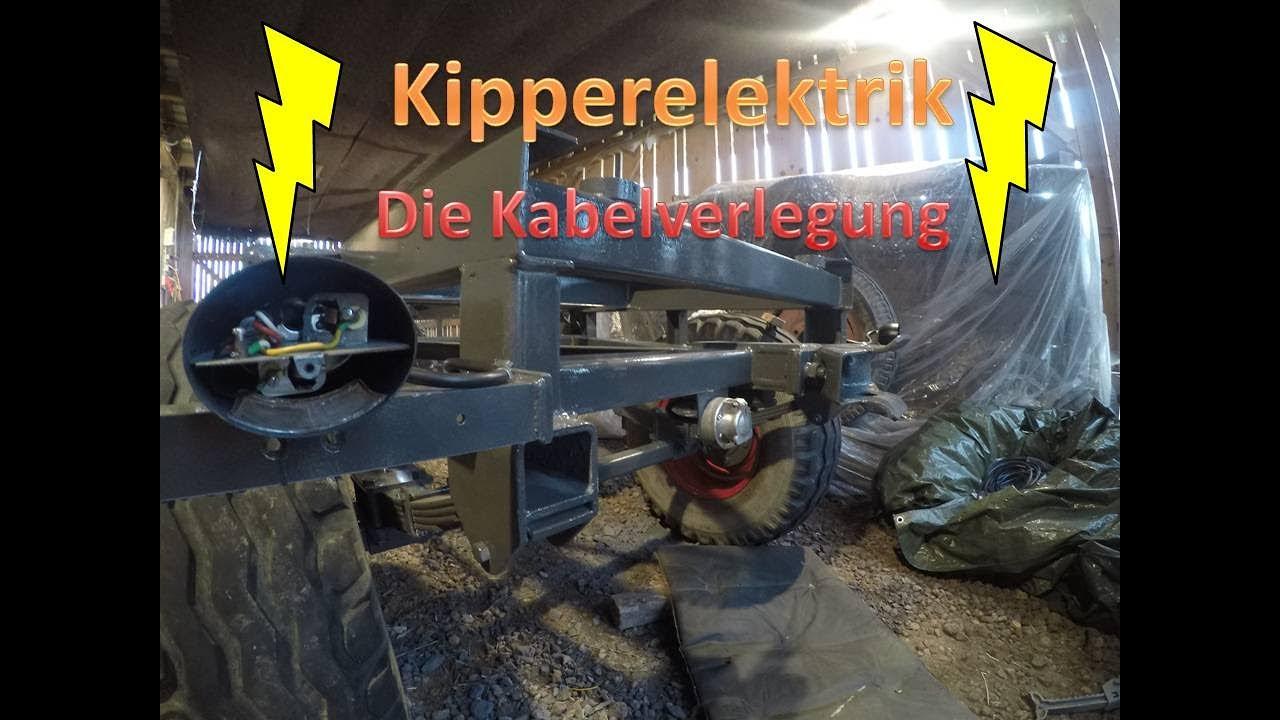 #26 Kipper Elektrik | HowTo | Schraubervlog | #OIM